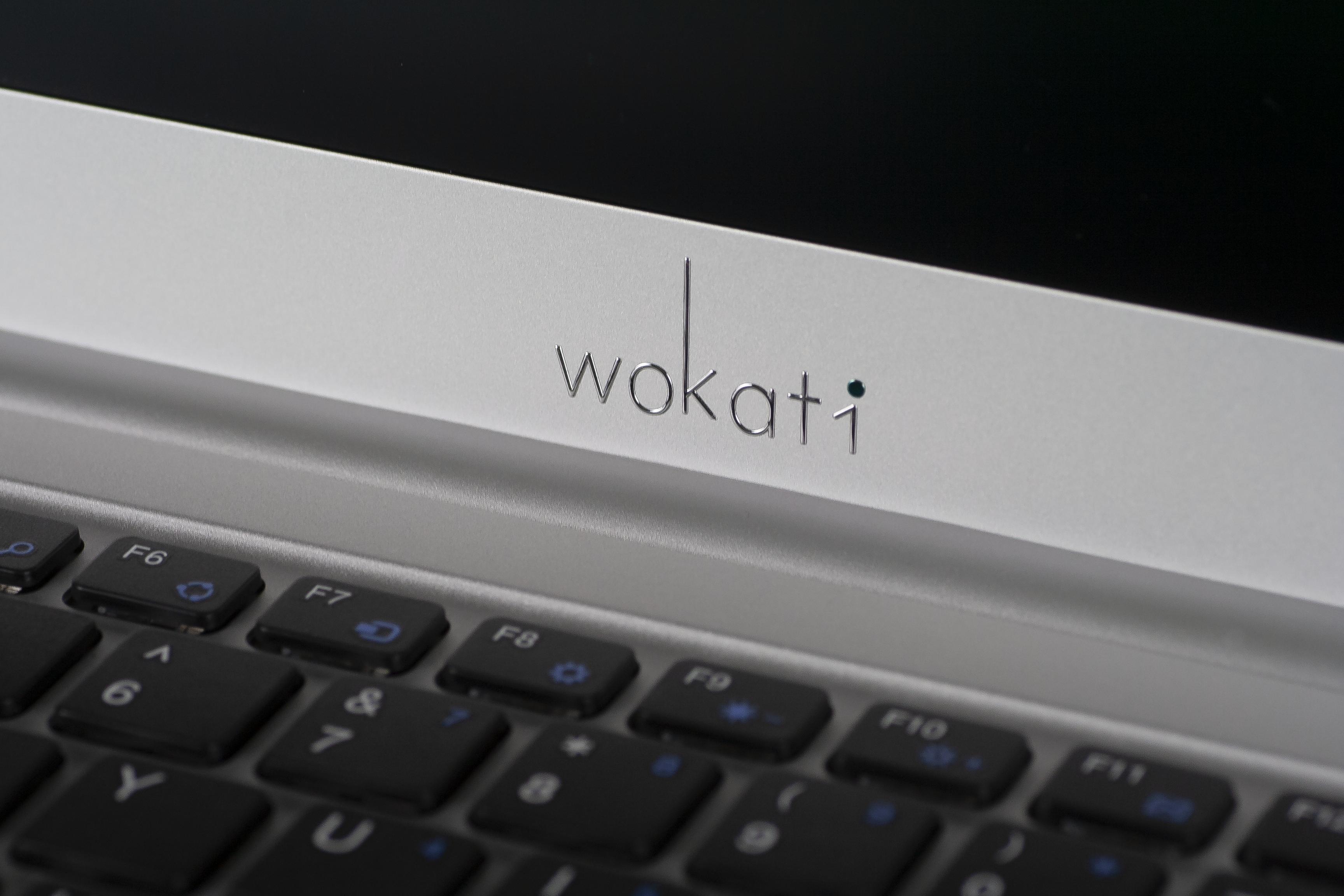 wokati logo on oBook